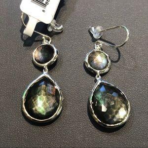 Ippolita Sterling Silver & Quartz Earrings